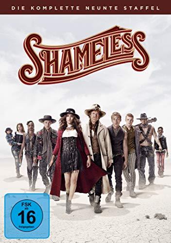 Shameless - Die komplette 9. Staffel [4 DVDs]