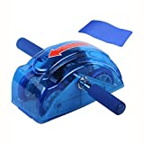 #7: Durable & Quality Ab Care Slider / Roller Rocket King Pro Fitness Home Gym (Includes free knee mat)