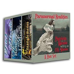 Paranormal Realities (A Paranormal Romantic Suspense Box Set) (English Edition) par [Mason, Patricia]