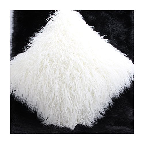 yanibest-18-inch-mongolian-faux-fur-pillowcase-natural