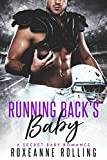Running Back's Baby: A Secret Baby Romance (English Edition)