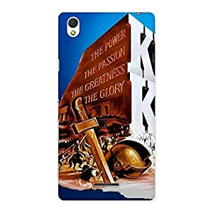 Special King Power Back Case Cover for Sony Xperia T3
