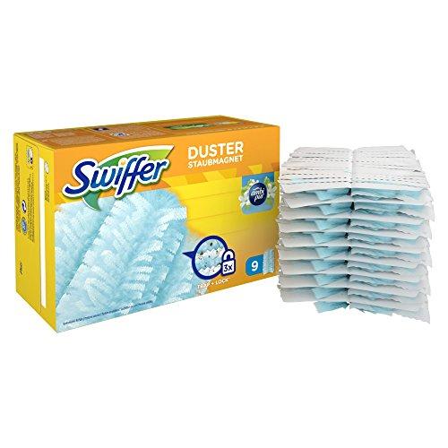 comprare on line Swiffer Duster Ambipur Piumino Catturapolvere, 9 Ricariche prezzo