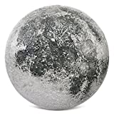 Moon Light Remote Control Bedroom Wall Lamp Night Light - by TRIXES