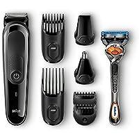 Braun MGK 3060 MultiGroomingKit Bart-/Haarschneider