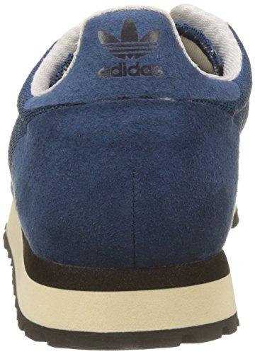 adidas Haven, Baskets Basses Mixte Adulte Bleu (Blue Night/Blue Night/Core Black)