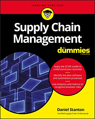 Supply Chain Management For Dummies (For Dummies (Business & Personal Finance)) (English Edition)