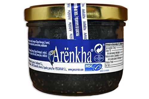 PERLE o perlage di succo di ARINGA AFFUMICATA 350g è un'alternativa del CAVIALE di Storione è FANTASTICO per guarnire e creare combinazioni in CUCINA con vostri piatti e le vostre ricette da CHEF
