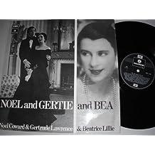 noel & gertie & bea LP