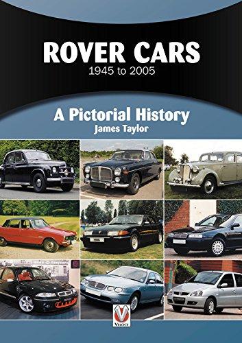 Preisvergleich Produktbild Rover Cars 1945 to 2005: A Pictorial History