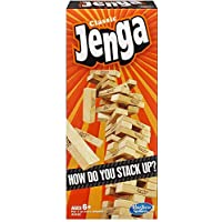 Hasbro Gaming Classic Jenga Game