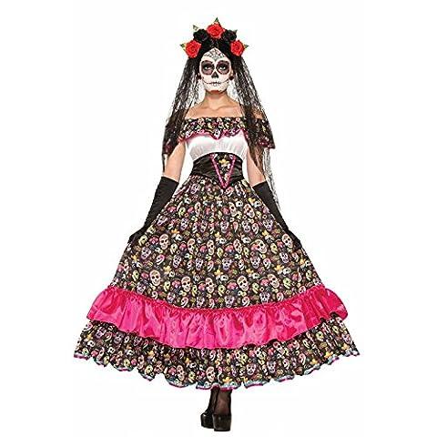 Costumes Dia De Los Muertos - COSTUME DAME