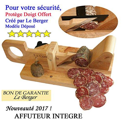Guillotine, Trancheuse à Saucisson Le Berger La Conviviale...