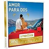 SMARTBOX - Caja Regalo - AMOR PARA DOS - 4000 experiencias como e