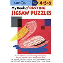 My Book of Pasting: Jigsaw Puzzles: Ages 4-5-6