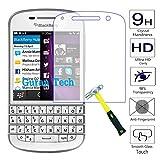 Guran® Glass Protector pour Blackberry Q10 Smartphone Screen Verre Trempé Protecteur d'écran Résistant aux éraflures
