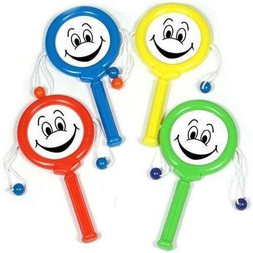 German Trendseller® - 12 x Kinder Geschenke Trommeln ┃ NEU ┃ Smile ┃ Mitgebsel ┃...