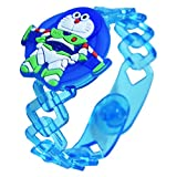 #8: chandrika Pearls gems & jewellers rakshabandhan Special led Rakhi for Boys & Kids : doremon LED Light Rakhi