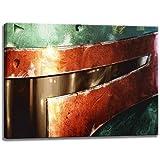 Boba Fett Motiv auf Leinwand im Format: 100x70 cm. Hochwertiger Kunstdruck als Wandbild. Billiger als ein Ölbild! ACHTUNG KEIN Poster oder Plakat!