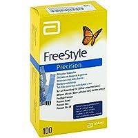 FREESTYLE Precision Blutzucker Teststr.o.Codier. 100 St preisvergleich bei billige-tabletten.eu