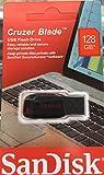SanDisk 128GB Cruzer Blade USB Flash Drive Memory Stick Pen Daumen sdcz50128gb35