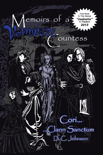 Memoirs of a Vampire Countess Cover Image