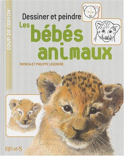 Dessiner et peindre les bébés animaux