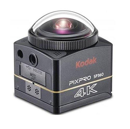 Kodak DVC-SP360 4K-BK-EU-8 PixPro Action Cam Extreme Pack