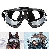 DUBENS Fashion Hundebrille Sonnenbrille wasserdichten Schutz Sun-Brille