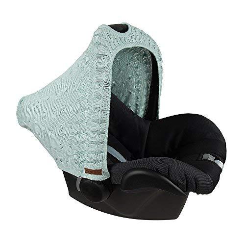 Baby\'s Only 465609 Verdeck für Babyschale 0+ Zopf Mint