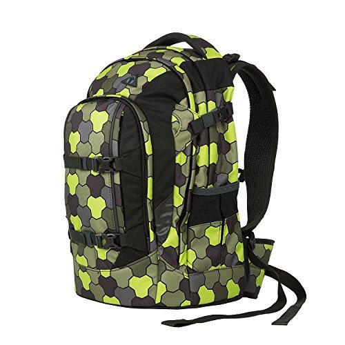 Satch pack zaino scuola II 48 cm compartimenti portatile Jungle Flow