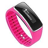 Haihuic Smart Watch per donne e uomini Pedometro contapassi monitor del sonno Inseguitore di fitness...
