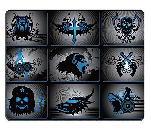 MSD Naturkautschuk Mousepad Bild-ID: 5143281Wappentier Tattoo T Shirt Prints Set A 1522 (T-shirt Tattoo Design)