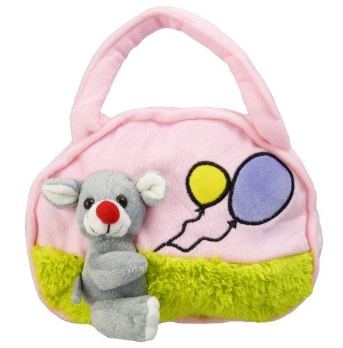 Kindertasche - Maus - für Jungen und Mädchen (Rosa)