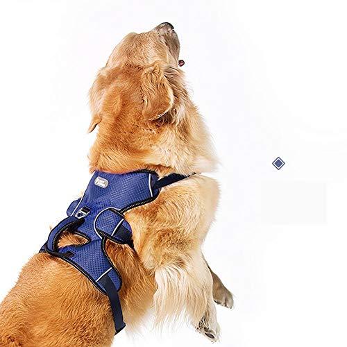 iShinè_Pet supplies Hund Brustgurt Zugseil weich atmun… | 00708090205083
