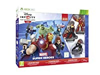 Disney Infinity 2.0 Marvel Superheroes Starter Pack (Xbox 360)