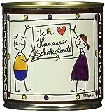 Hanauer Bio Schokolade Fondue, 1er Pack (1 x 300 g)