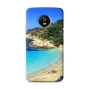 Qrioh Printed Designer Back Case Cover for Motorola Moto G5 - 130M-MP1899
