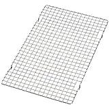 Wilton 2305-128 - Rejilla enfriadora rectangular, cromo, 25 x 40 cm
