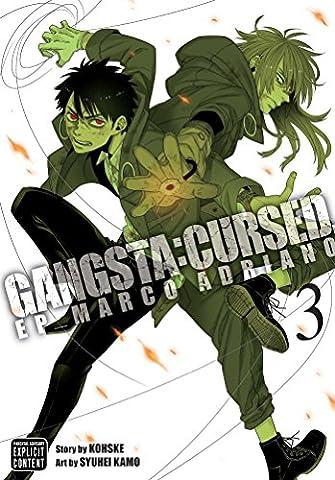 Gangsta Cursed Volume 3