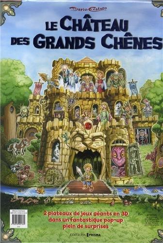Le château des grands chênes ; La sources des fées