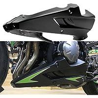 XXEtrade: Kit de marco para motocicleta y motocicleta, alerón de motor, kit de carenado, cubierta de panel inferior para Kawasaki Z900 ABS 2017-2018 17-18