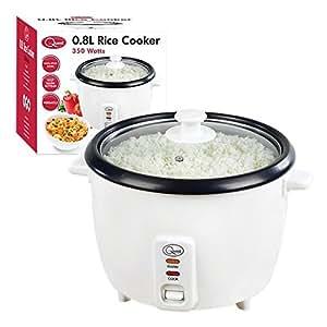 Quest Rice Cooker, 0.8 Litre, 350 Watt