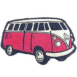 Volkswagen–Felpudo, color rojo