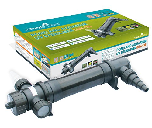 All Pond Solutions UV-Licht-Sterilisator/Klärfilter -