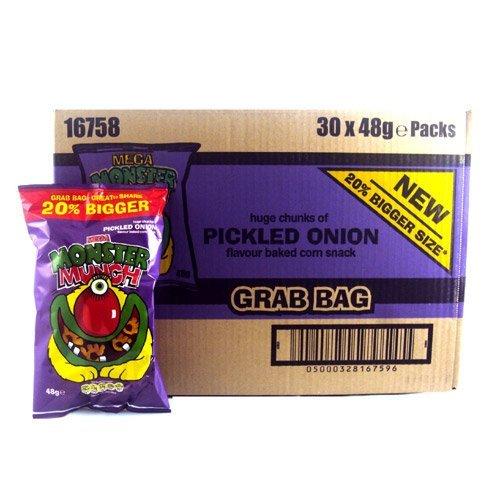 walkers-mega-monster-munch-pickled-onion-snacks-40-g-pack-of-30