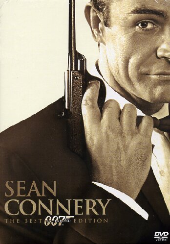 007 Sean Connery James Bond collection