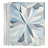Erin Condren 18 Monate 2019-2020 Spiral-Lebenskalender, 7 x 9 (Juli 2019 - Dezember 2020), vertikal (farbenfrohes Layout) Kaleidoskop Neutral