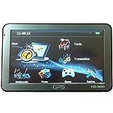 12,7cm HD Auto GPS Navigation CPU 800MHz FM/4GB/DDR32016Kartenmaterial für Europa/USA + Kanada Truck Navi