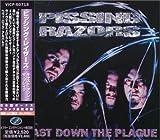 Pissing Razors: Cast Down the Plague +1 (Japan (Audio CD)